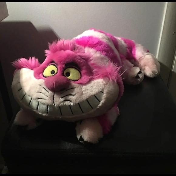 Alice in Wonderland Cheshire Cat plush